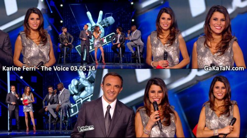 Karine-Ferri-The-Voice-030514