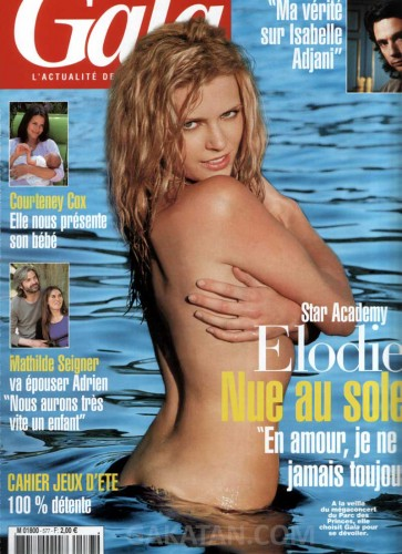 Elodie-Frege-nue-GALA-577-Juin-2004