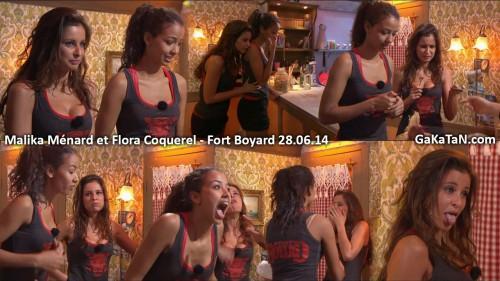 Malika-Menard-FLora-Coquerel-degustation-Fort-Boyard-280614