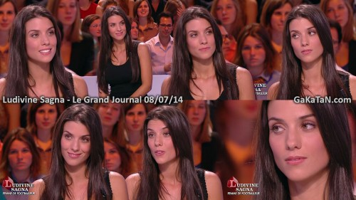 Ludivine-Sagna-Le-grand-journal-080714