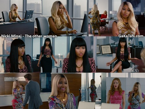 Nicki-Minaj-The-other-woman-Triple-Alliance