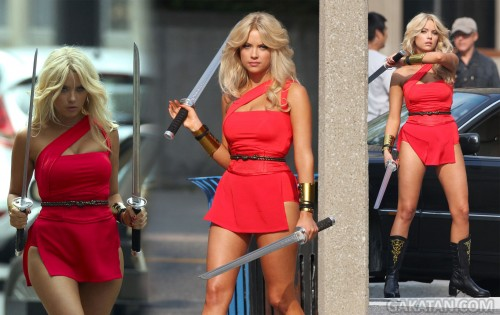 Ashley-Benson-Pixels-movie