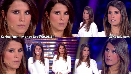 Karine-Ferri-Money-drop-090814