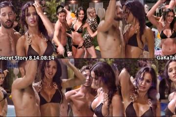 Leila-sexy-bikini-secret-story-8-140814