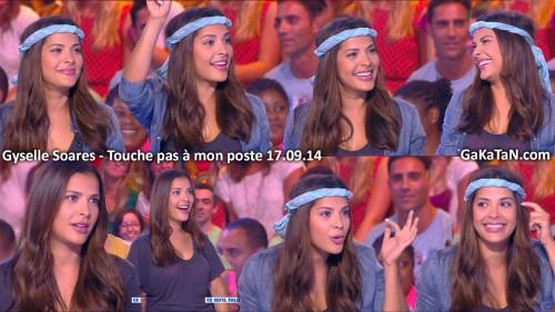 Gyselle-Soares-TPMP-Touche-pas-a-mon-poste-170914