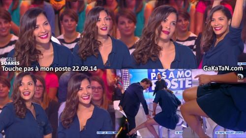 Gyselle-Soares-TPMP-Touche-pas-a-mon-poste-220914