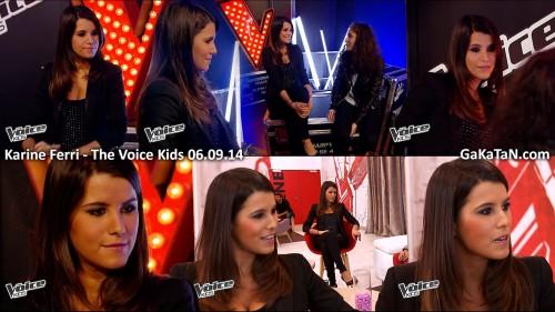 Karine-Ferri-The-Voice-Kids-060914