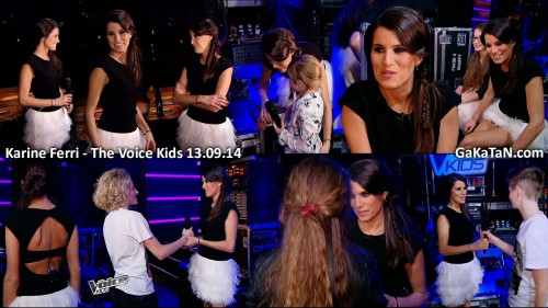 Karine-Ferri-The-Voice-Kids-130914