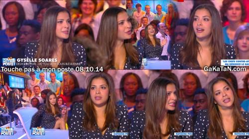 Gyselle-Soares-TPMP-Touche-pas-a-mon-poste-081014