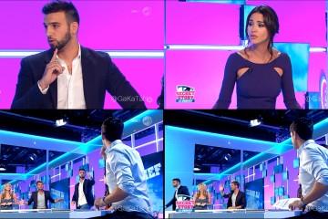 Leila-Ben-Khalifa-clash-Aymeric-SS9-Le-Debrief-310815