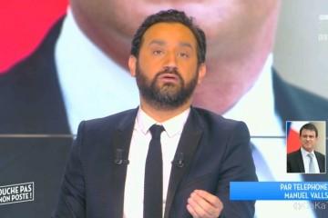 Hanouna-appelle-Valls-TPMP-271015