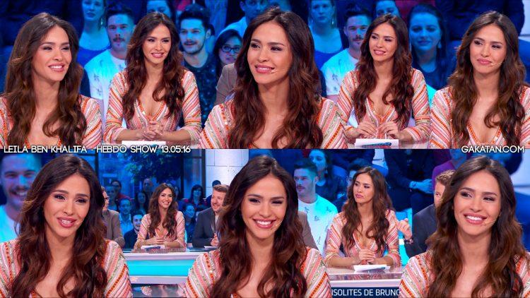 Leila-Ben-Khalifa-Hebdo-Show-TF1-130516