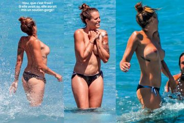 Laure-Manaudou-nue-topless-Closer-Voici-plage-Jeremy-Frerot