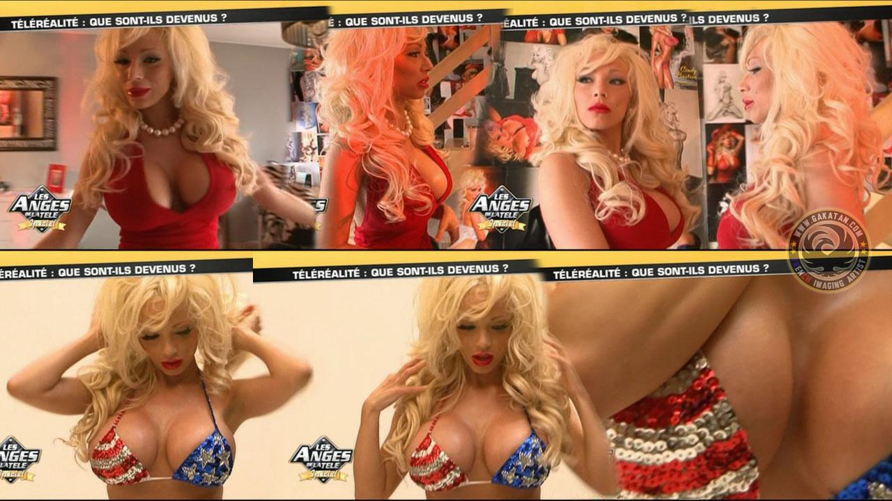 Amelie Neten Xxx cindy bastien – les anges de la télé nrj12 05.07.11 (photos