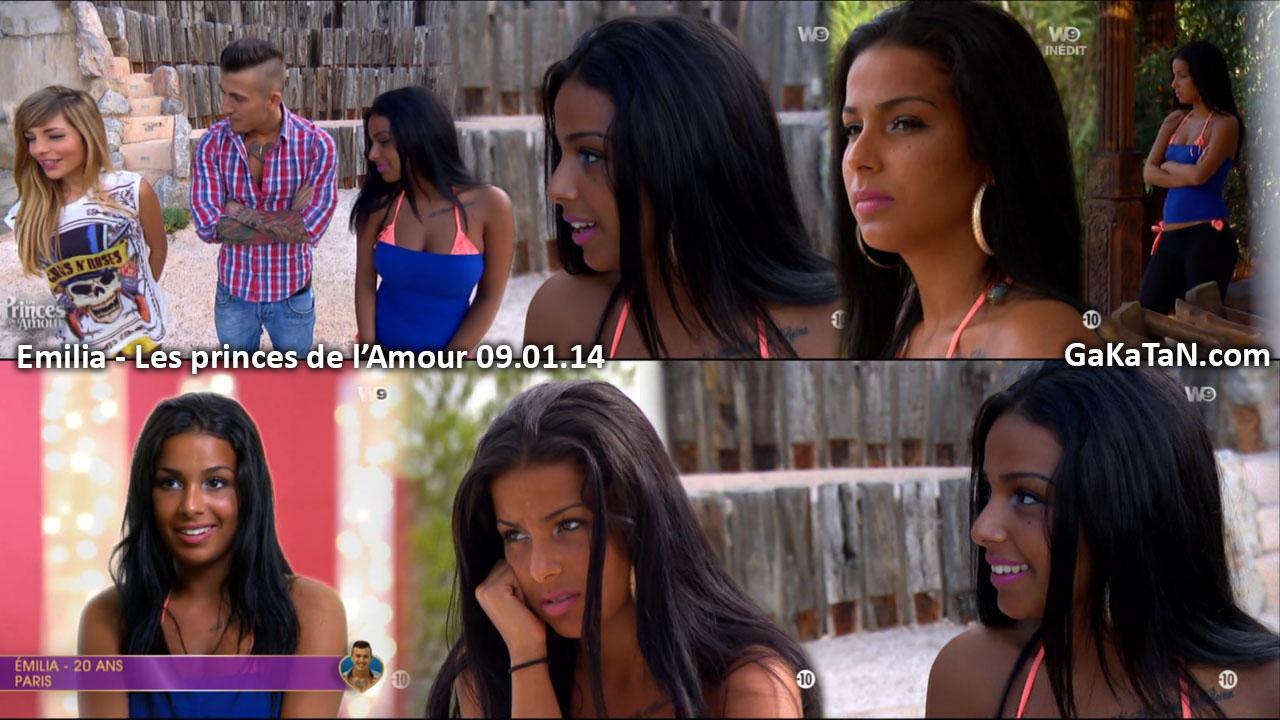 Anais Sanson Nue emilia cheranti dans les princes de l'amour 09.01.14 (photos