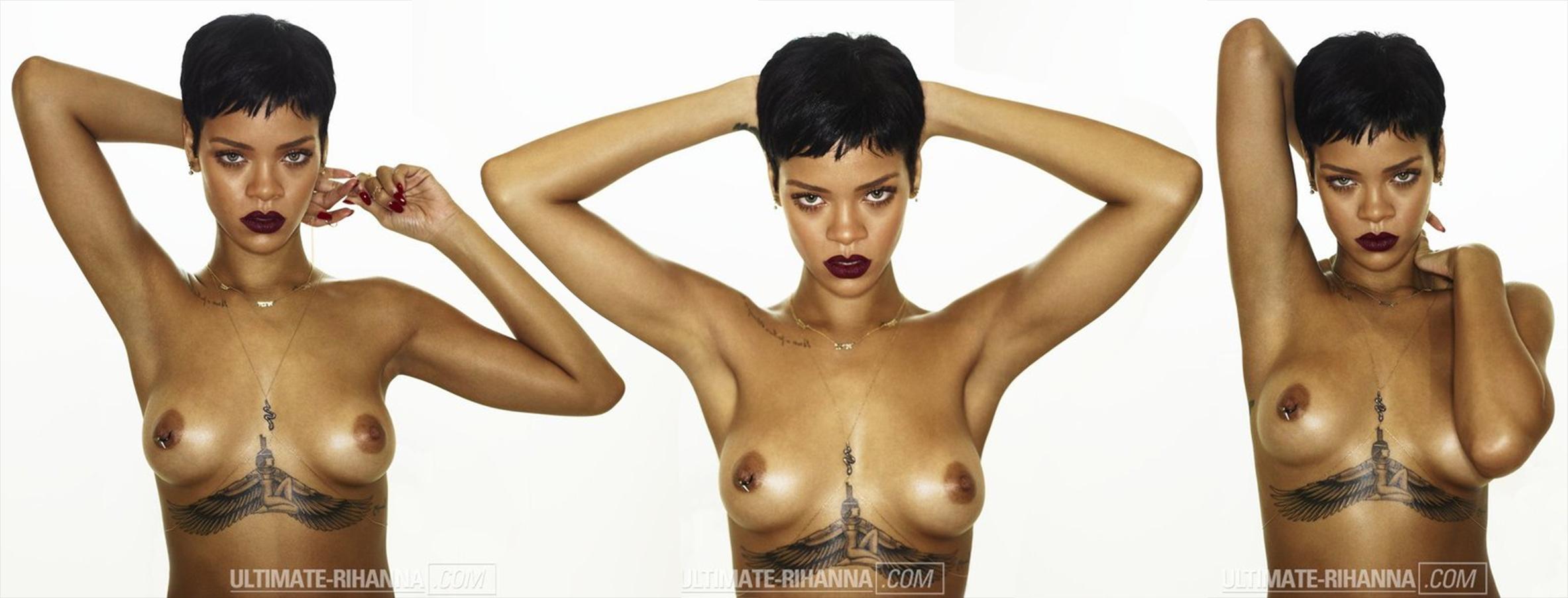 Rihanna hot sexy porn
